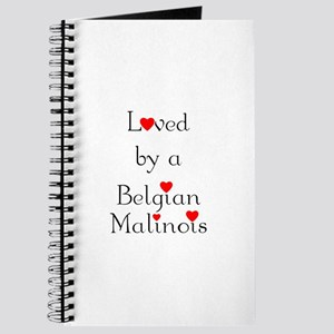 Loved by a Belgian Malinois Journal