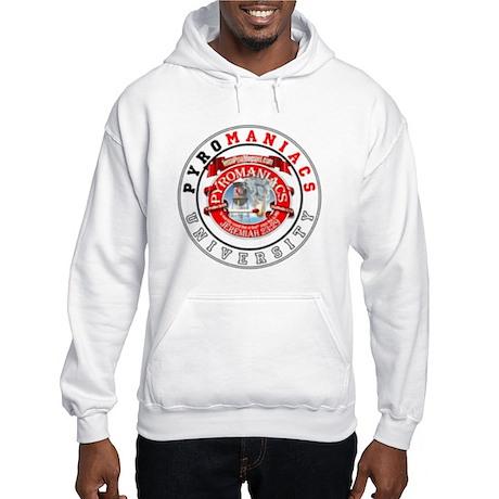 Get schooled @ TeamPyro Hooded Sweatshirt