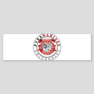 Get schooled @ TeamPyro Bumper Sticker