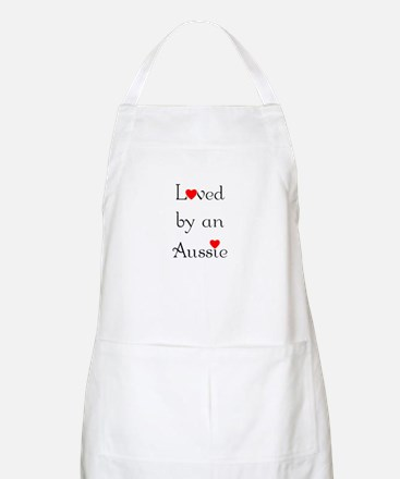 Loved by an Aussie BBQ Apron