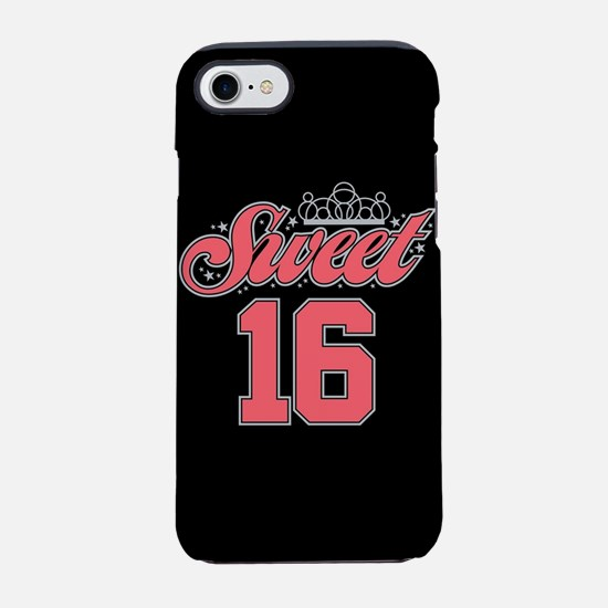 Sweet 16 iPhone 7 Tough Case