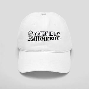 Obama is my Homeboy 2008 Cap