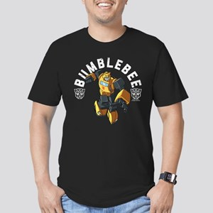 Bumblebee Men's Fitted T-Shirt (dark)