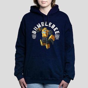 Bumblebee Women's Hooded Sweatshirt