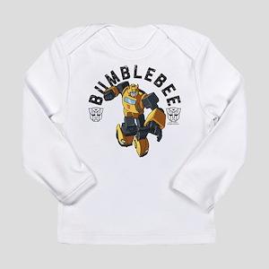 Bumblebee Long Sleeve Infant T-Shirt