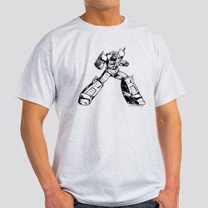 Optimus Prime Sketch Light T-Shirt