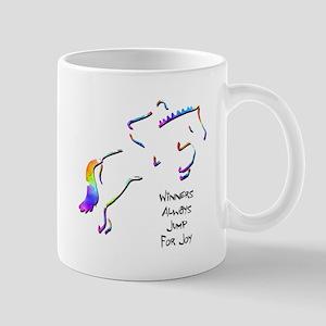 Show Jumping Mug