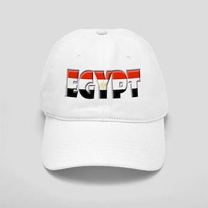 Word Art Flag of Egypt Cap