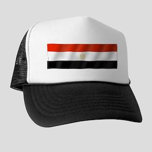 Pure Flag of Egypt Trucker Hat