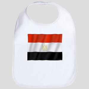 Pure Flag of Egypt Bib