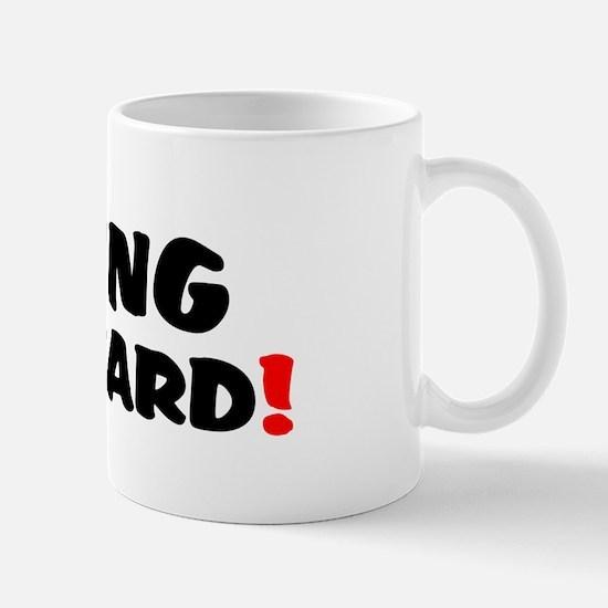 LYING BASTARD! Small Mug