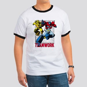 Transformers Teamwork Ringer T
