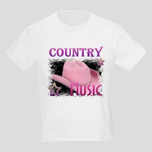 Country Music Kids T-Shirt