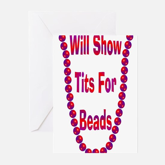 Cool Fat tuesday Greeting Cards (Pk of 10)