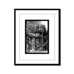 Cris Crosses - Digital Photography Framed Panel Pr