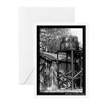 Cris Crosses - Digital Photography Greeting Cards
