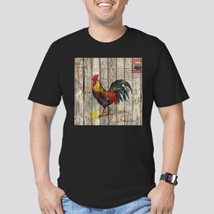 rustic farm country rooster T-Shirt