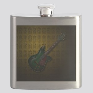 KuuMa Guitar 09 (Y) Flask