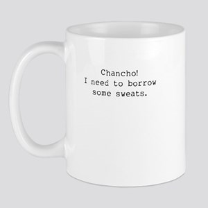 Borrow some sweats Mug