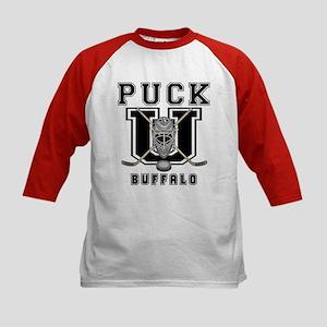 Buffalo Hockey T-Shirt Kids Baseball Jersey