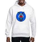 Scooter Target Hooded Sweatshirt