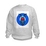 Scooter Target Kids Sweatshirt