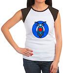Scooter Target Women's Cap Sleeve T-Shirt