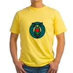 Scooter Target Yellow T-Shirt
