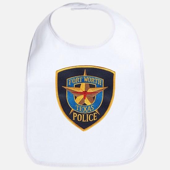 Fort Worth Police Bib