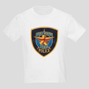 Fort Worth Police Kids T-Shirt
