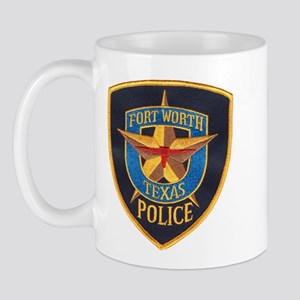 Fort Worth Police Mug