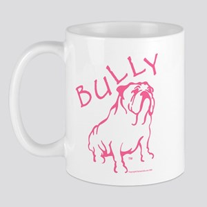 Bully Bulldog Pink Mug