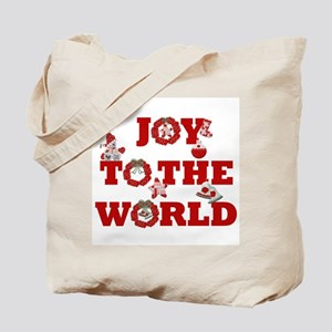 Joy To The World Tote Bag