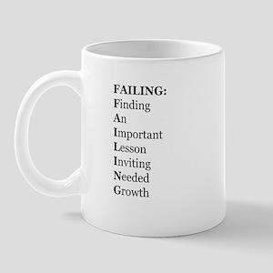 Garyism: Failing Mug