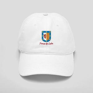Ponce de Leon Coat of Arms Baseball Cap