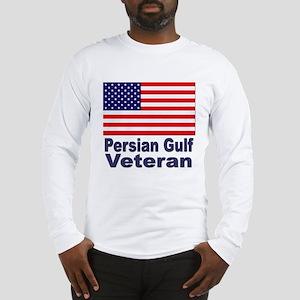 Persian Gulf Veteran (Front) Long Sleeve T-Shirt