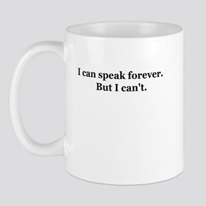 Garyism: Speak Forever Mug