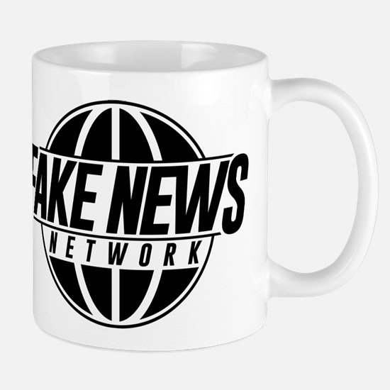 Fake News Network Mug