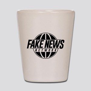 Fake News Network Shot Glass