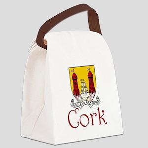 cork Canvas Lunch Bag