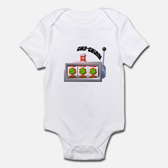 Cha-Ching! Slots! Infant Bodysuit