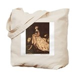 Rackham's Lady and Lion Tote Bag
