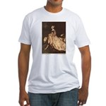 Rackham's Lady and Lion Fitted T-Shirt