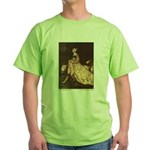 Rackham's Lady and Lion Green T-Shirt