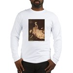 Rackham's Lady and Lion Long Sleeve T-Shirt