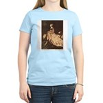 Rackham's Lady and Lion Women's Pink T-Shirt