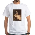 Rackham's Lady and Lion White T-Shirt