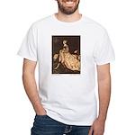 Rackham's Lady and Lion White T-Shirt