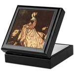 Rackham's Lady and Lion Keepsake Box