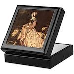 Rackham's Lady and Lion Keepsake Box